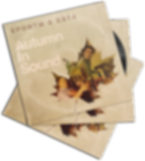 Eponym & Esta Autumn In Sound Album Art 2NAI