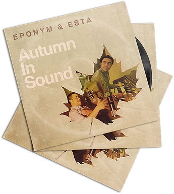 Eponym & Esta Autumn In Sound Album Art 2NAI