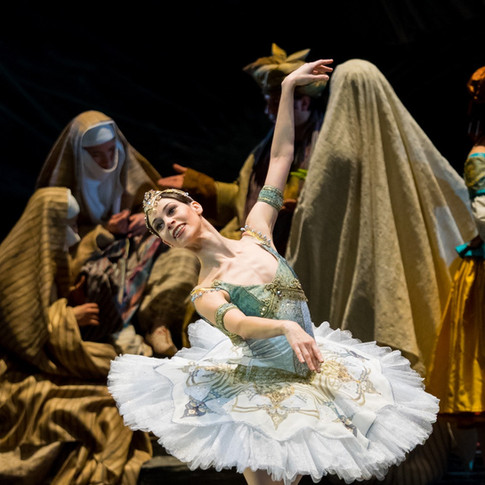 Maria Yakovleva Le Corsaie 3 Act Garden Solo