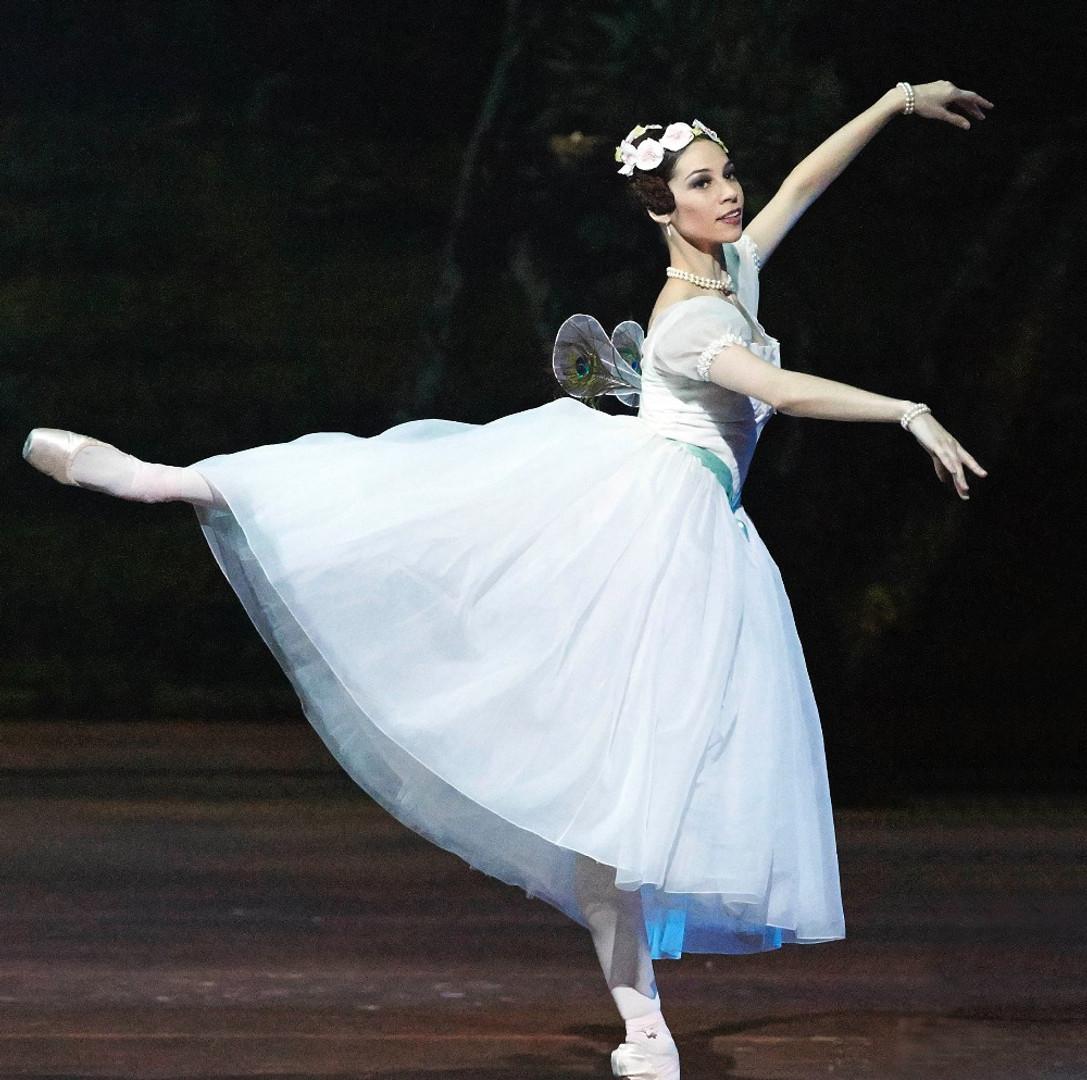 Maria Yakovleva La Sylphide 2 Act Variation P Lacotte
