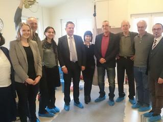 """""""Аутизъм днес"""" беше домакин за представяне на добри практики пред представители на Общинск"""