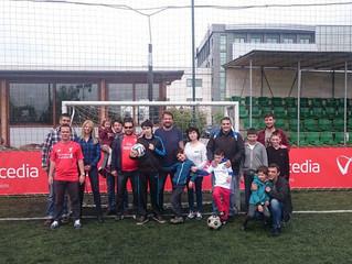 Ден за футбол на деца с аутизъм и други проблеми в развитието