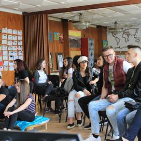 Вдъхновяваща среща с младежи в Смолян