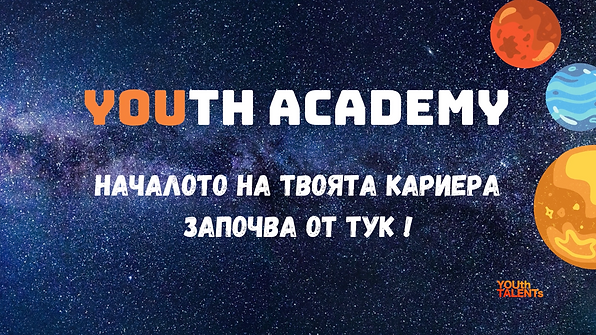 YOUth Career Academy - YOUth TALENTs