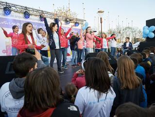 Концерт, посветен на 2. април - Световния ден за информираност за аутизма