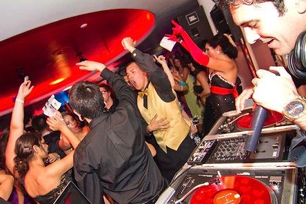 Sky room DJ Long Beach