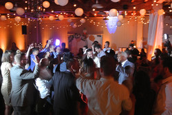 Experienced wedding DJ