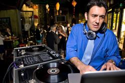 Tantalum wedding DJ