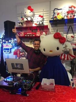 Hello Kitty Event