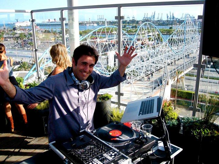 Long Beach DJ services