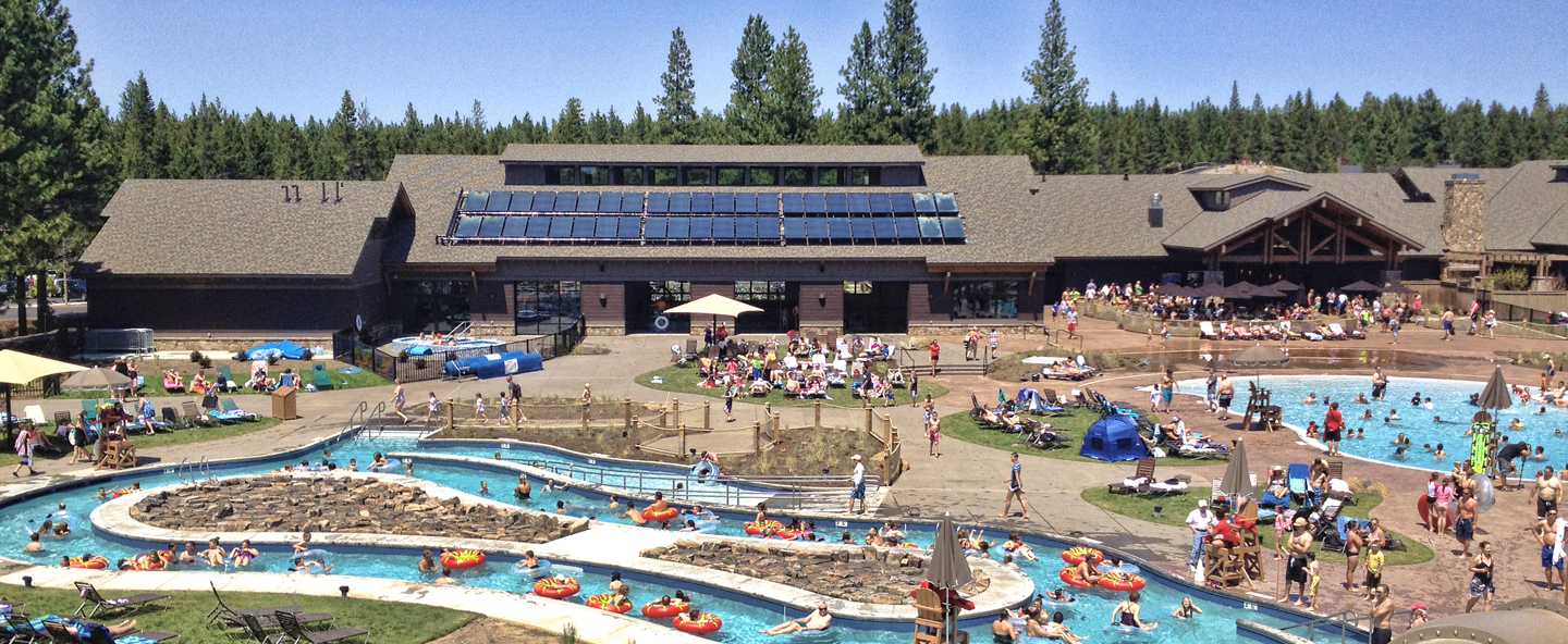Sunriver SHARC Arial View