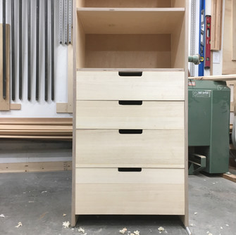 interior millwork and cabinetry