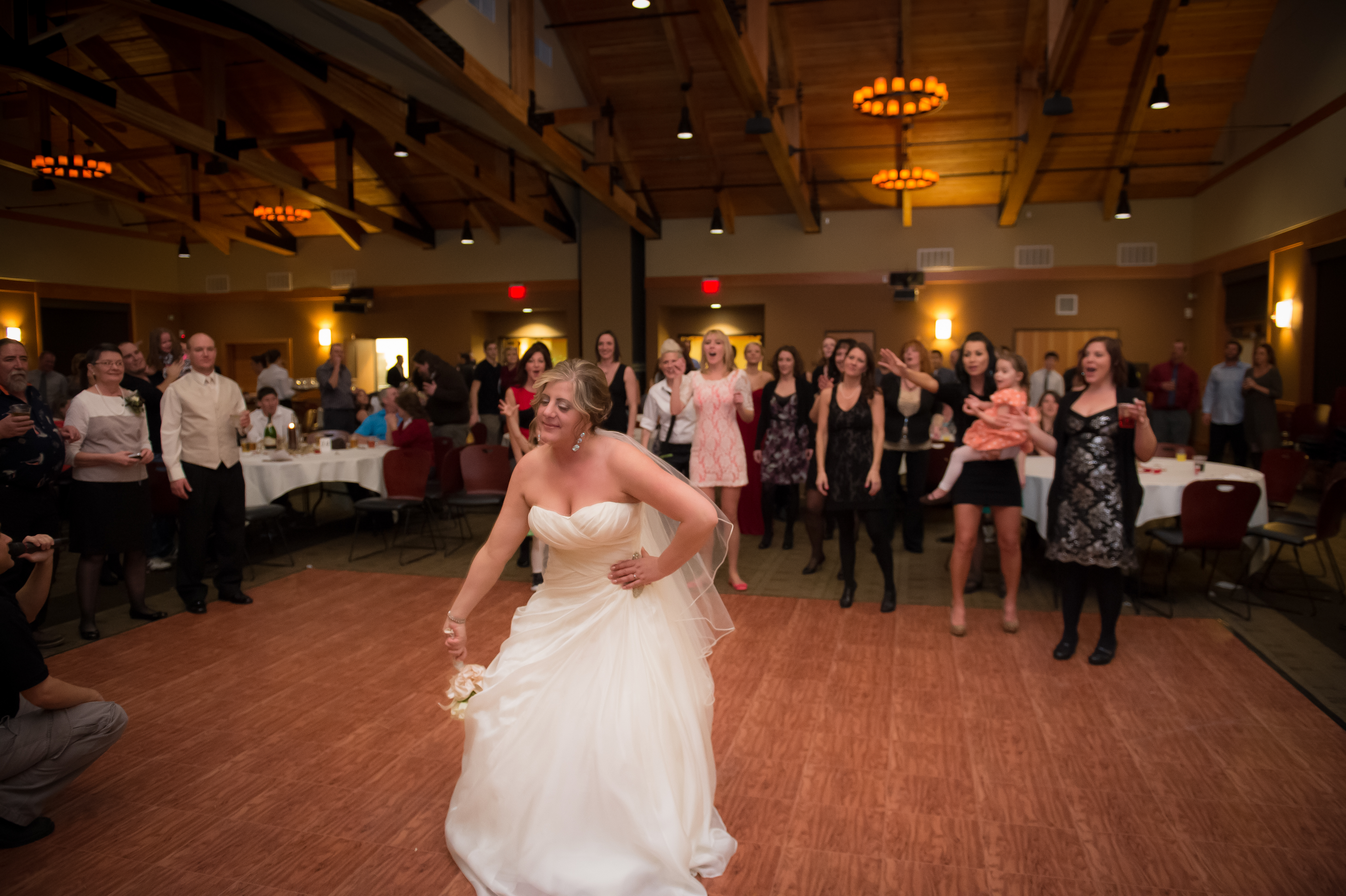 Weddings at Sunriver SHARC