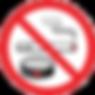 No smoking or vaping at Sunriver SHARC