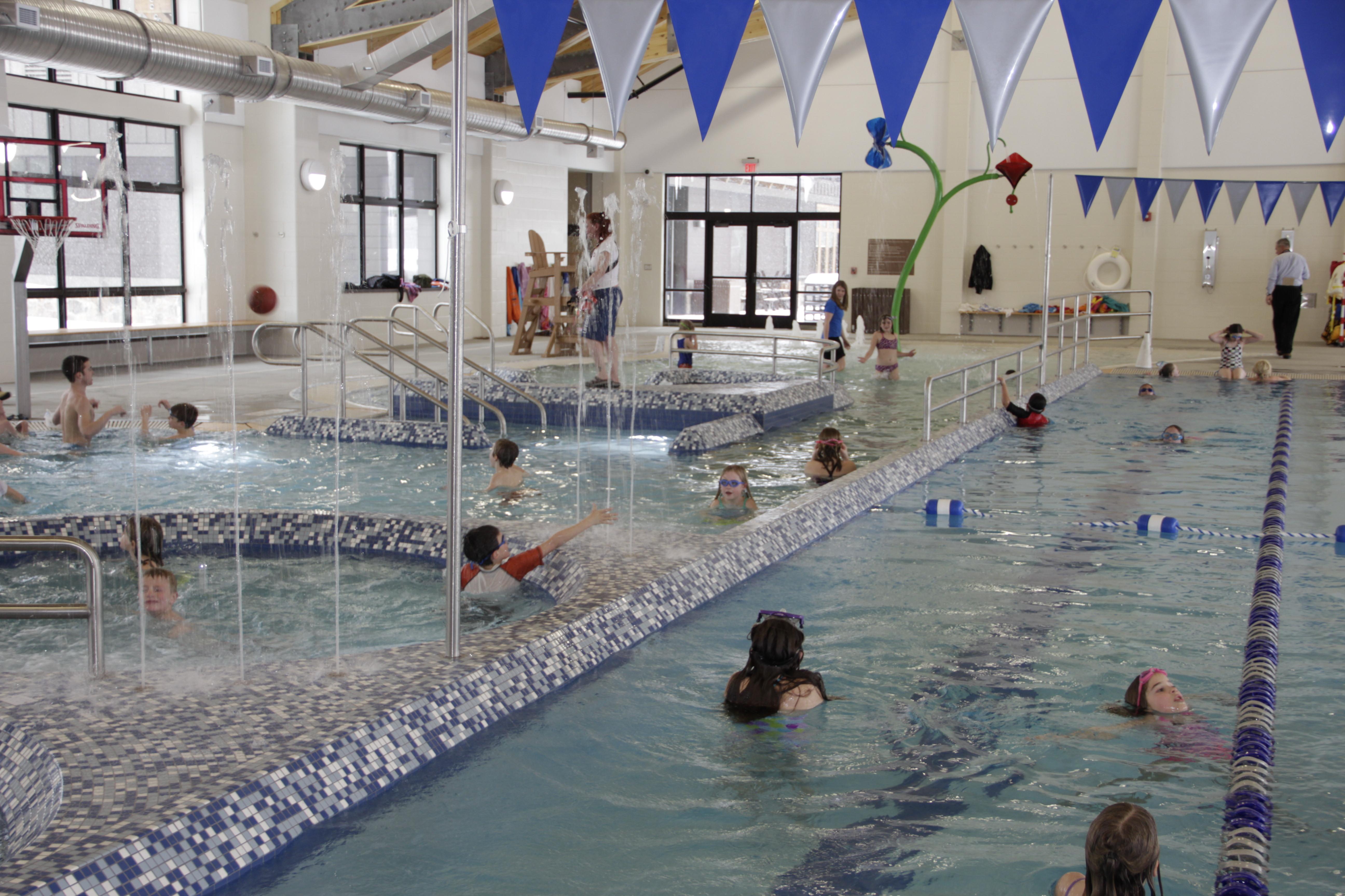 Sunriver SHARC Indoor Aquatics