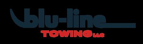 blu-line towing llc logo