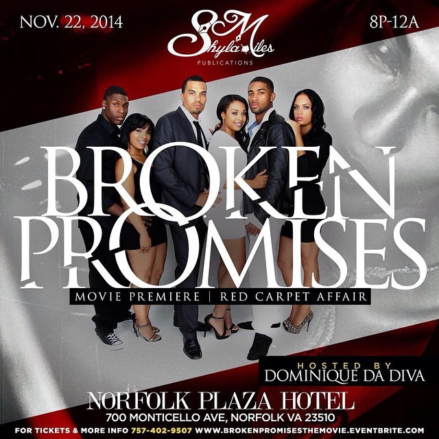 #BrokenPromisesTheMovie