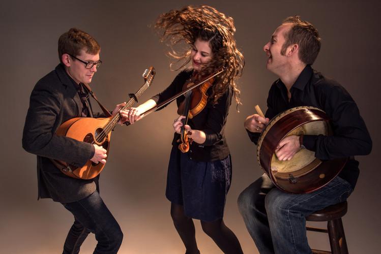 The Fire trio 2. Paul Schraub Photography