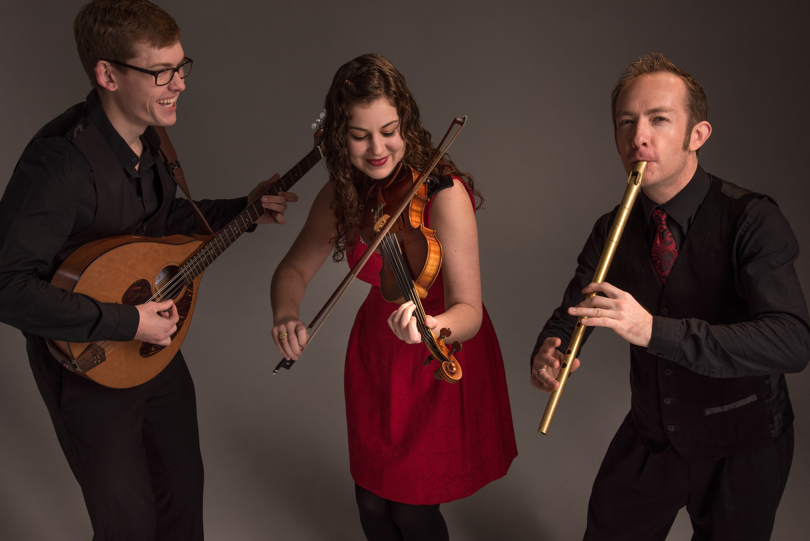 The Fire trio 3. Paul Schraub Photography