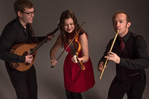 The Fire trio 3. Paul Schraub Photography