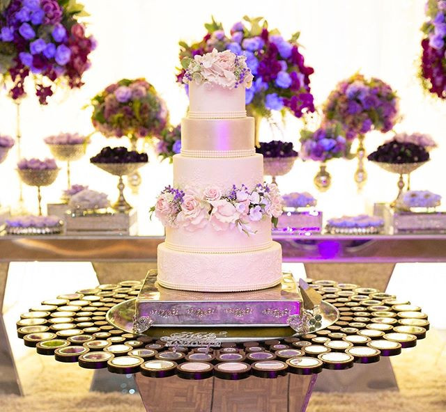 Purple and Lavender wedding! _For our co
