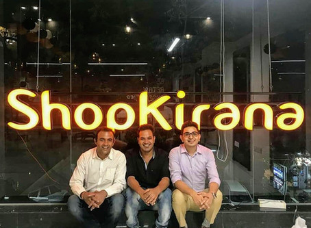 ShopKirana Raises $2Mn from Info Edge, Japan's AET Fund and Others