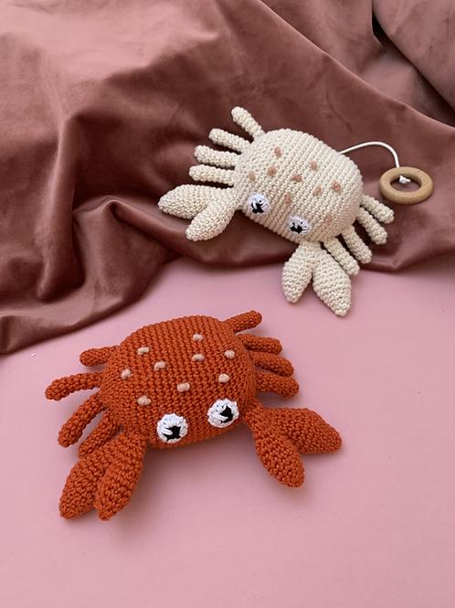 Patron de Hector le crabe