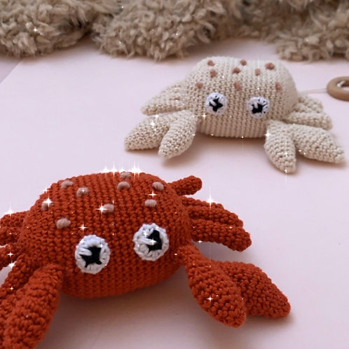 Pattern Hector the crab