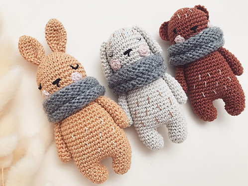 the three friends pattern