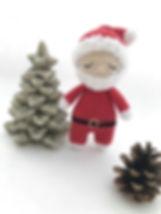 Amigurumi crochet Noël
