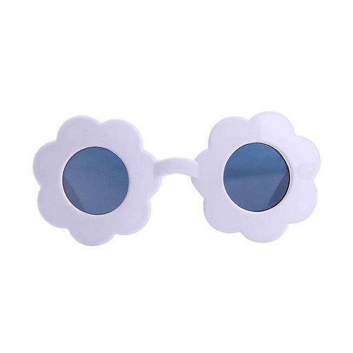 Mini paire de lunettes fleur