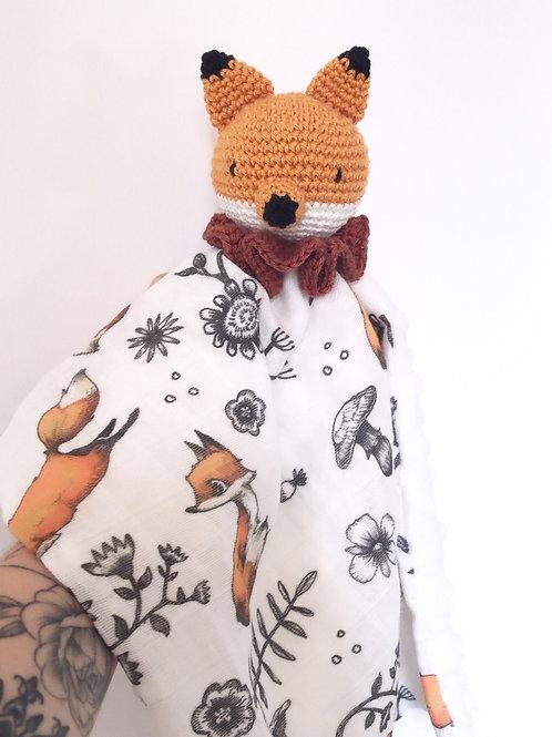 Doudou renard 🦊