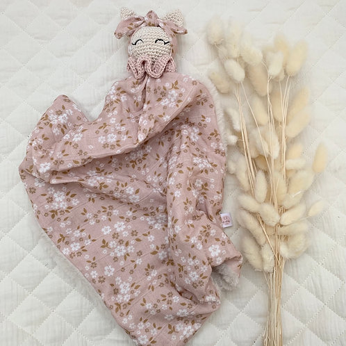 Doudou lapinette cosy