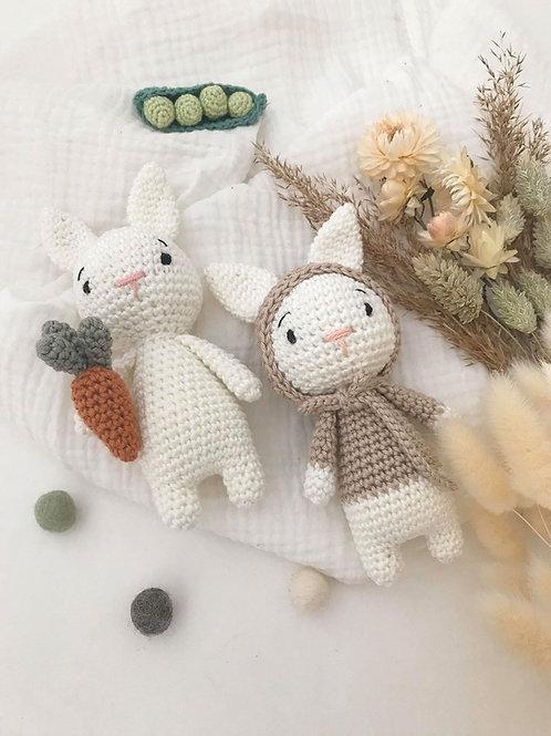 Patron lapin de Pâques