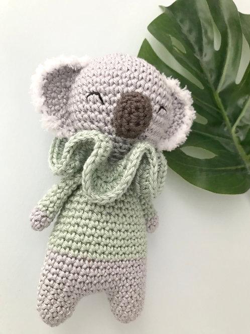 Poupée koala mint