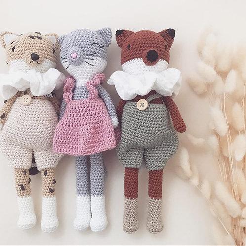Felines Pattern