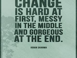 הכוונה. פתיחת אפשרויות, שינוי!