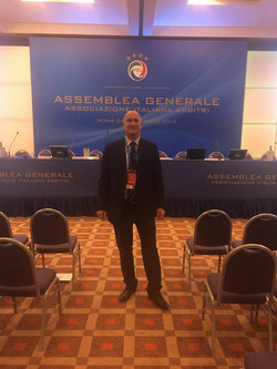 Brusco eletto Vice Rappresentante dei Presidenti di Sezione della Toscana