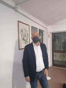 Edoardo Brusco rieletto Presidente