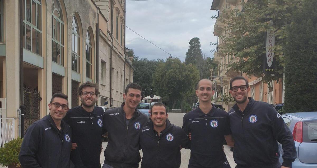 Raduno Calcio a 5