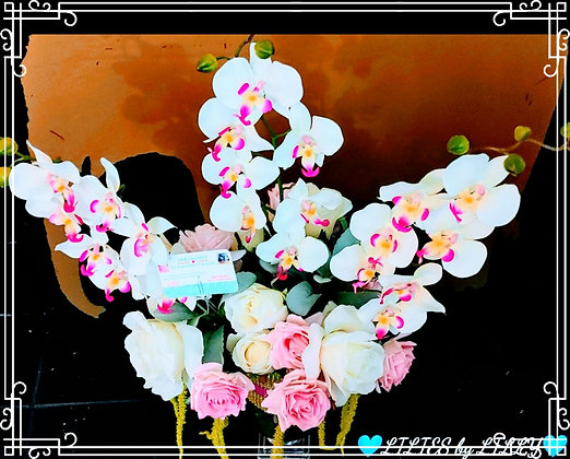 THE ORCHID ROSE