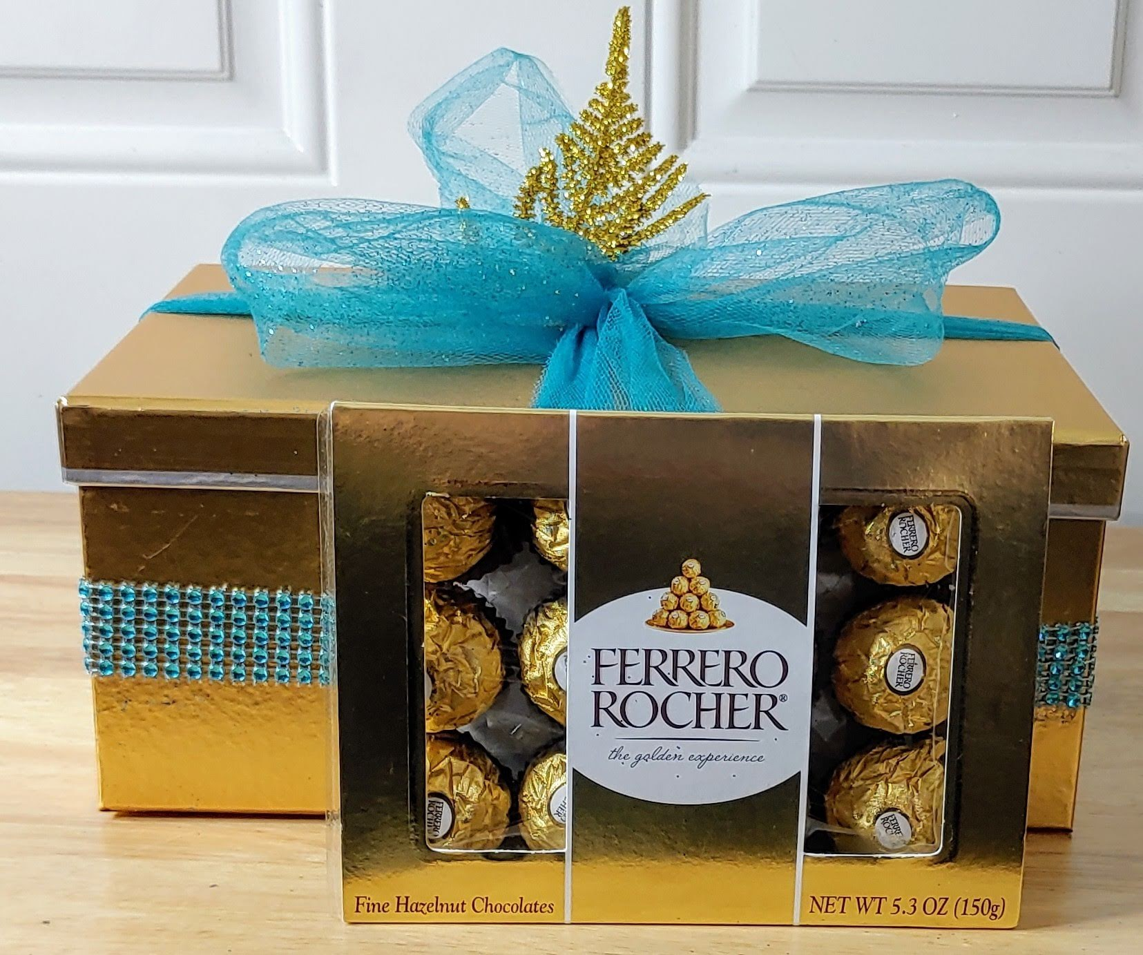 GOLDEN FERRARO ROCHER
