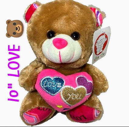"10"" LOVE Teddy"