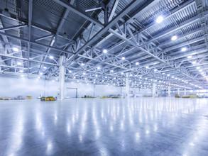 תאורה לתעשייה