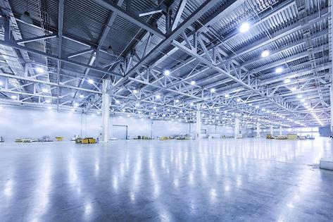 LED warehouse lighting norwich norfolk