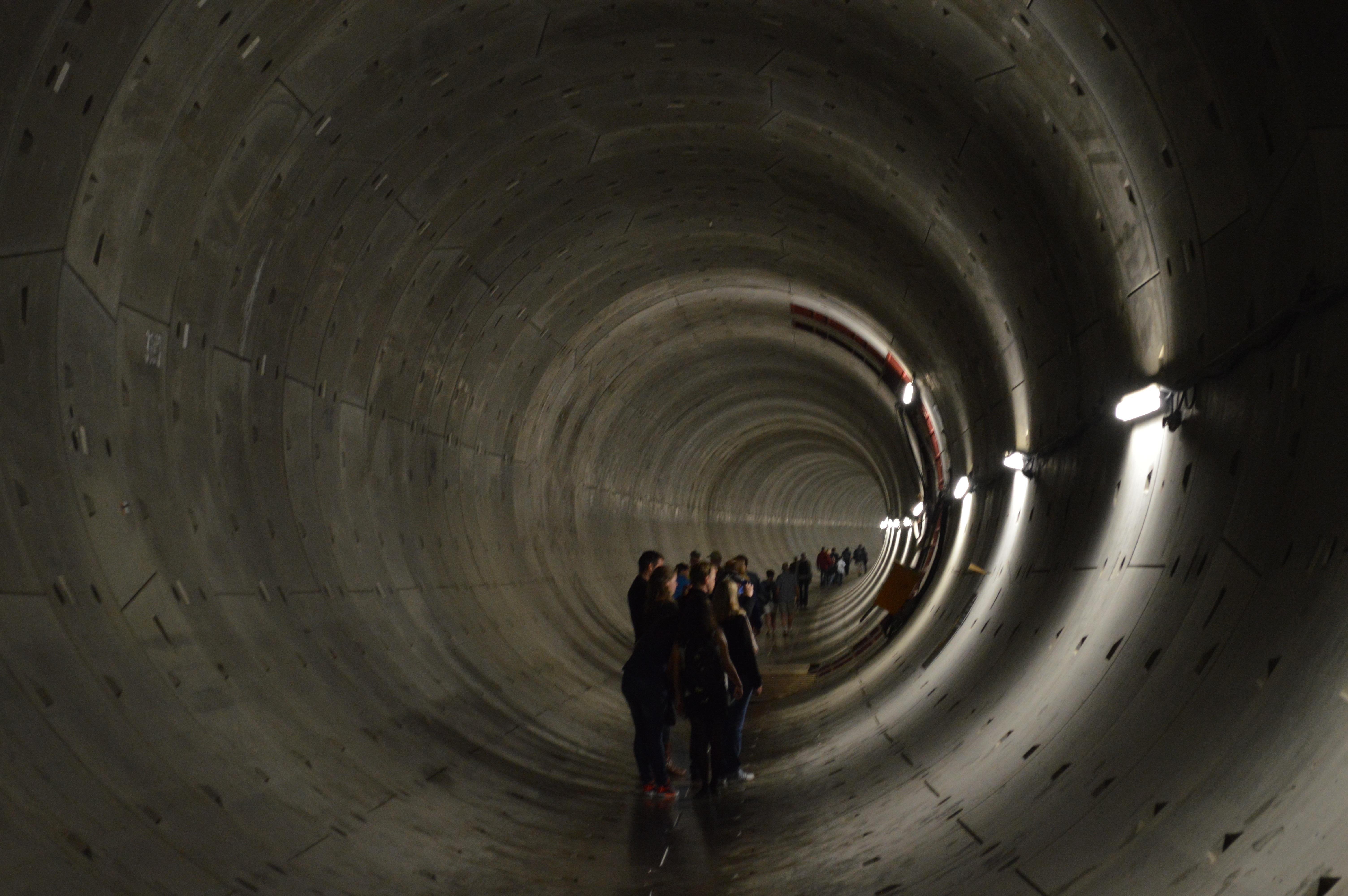 Evitez-vous l'effet tunnel