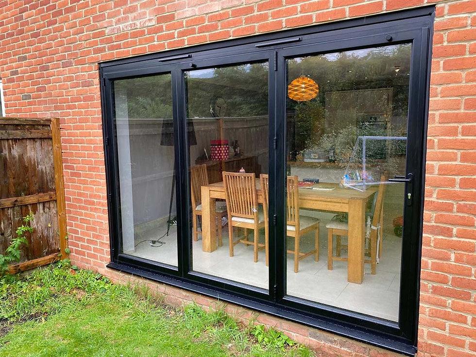 Bifold doors 2