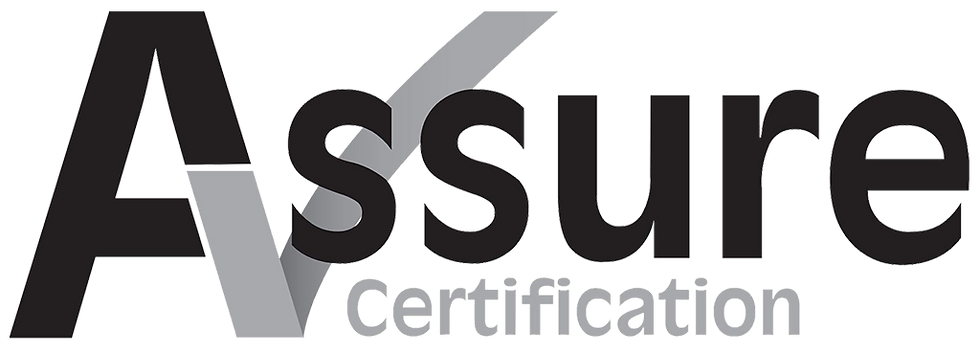Assure Certification logo