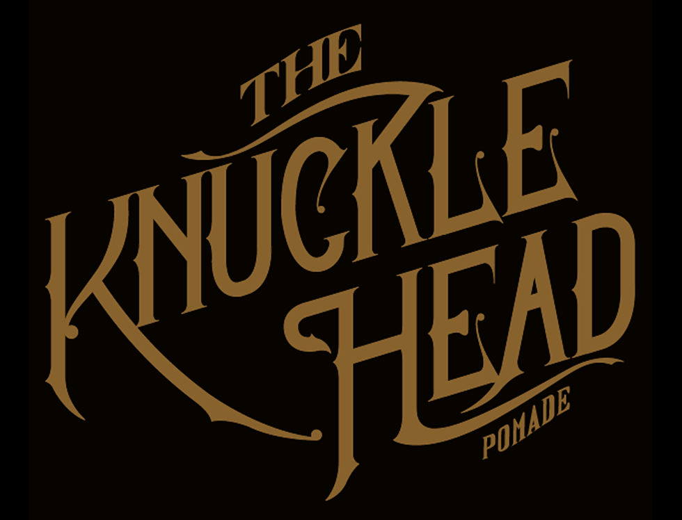 Wallpaper Knucklehead Lettering