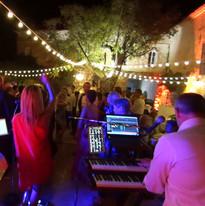 musiciens groupe de musique soirée dansa